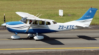 ZS-XTC - Cessna T206H Turbo Stationair - Private