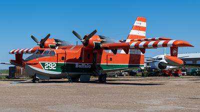 C-FYWP - Canadair CL-215-1A10 - Buffalo Airways