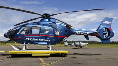 N816LF - Eurocopter EC 135P2+ - Life Flight Network
