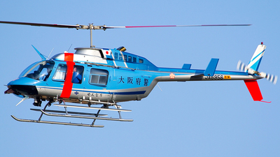 A picture of JA6956 - Bell 206L4 LongRanger IV - [52422] - © Shimizu Brothers