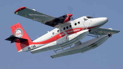 8Q-TAB - De Havilland Canada DHC-6-300 Twin Otter - Trans Maldivian Airways