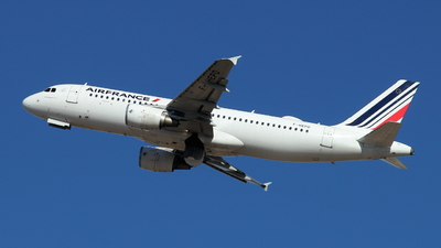A picture of FHEPD - Airbus A320214 - Air France - © ikeharel