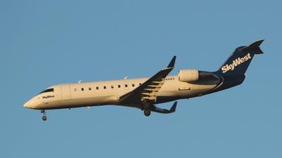 N866as Bombardier Crj 200er American Eagle Skywest