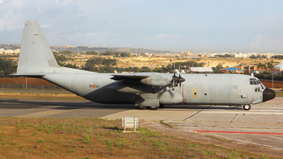 A picture of TL.1001 - Lockheed C130H30 Hercules -  - © Kyle Cortis
