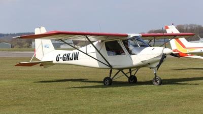 G-GNJW - Ikarus C-42 FB100 - Private