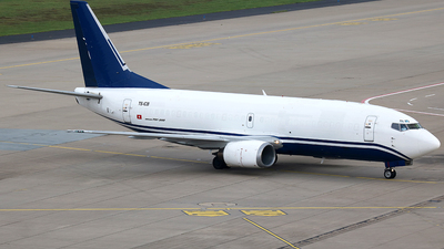 TS-ICB - Boeing 737-3G7(SF) - Express Air Cargo