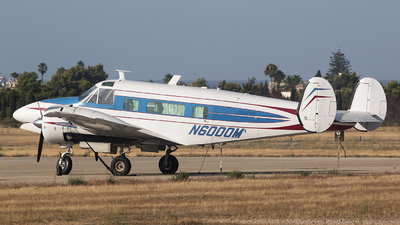 N6000M - Beech H18 - Private