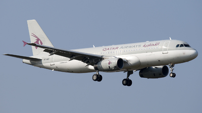 A7-AAG - Airbus A320-232 - Qatar Airways