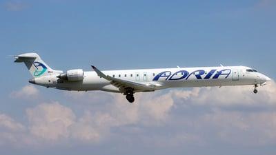 S5-AAN - Bombardier CRJ-900 - Adria Airways
