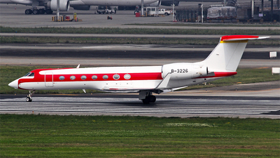 B-3226 - Gulfstream G550 - Private