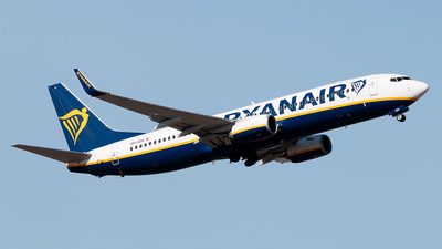 9H-QDU - Boeing 737-8AS - Ryanair (Malta Air)