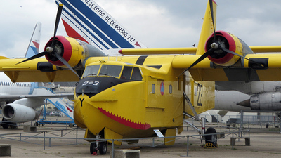 F-ZBAY - Canadair CL-215 - France - Sécurité Civile