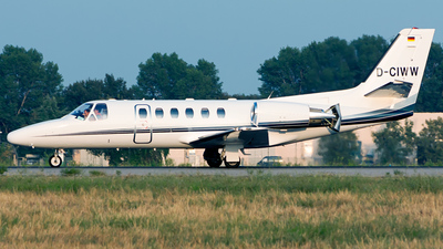 D-CIWW - Cessna 550B Citation Bravo - Private