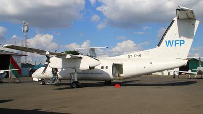 A picture of 5YRHM - De Havilland Canada Dash 8100 -  - © James Ralph