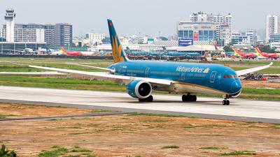 VN-A862 - Boeing 787-9 Dreamliner - Vietnam Airlines
