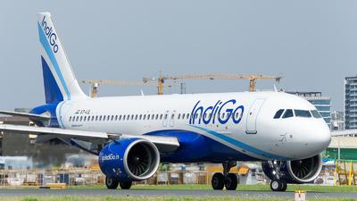 A picture of VTIJL - Airbus A320271N - IndiGo - © Nek Aberia - Philippine Aviators