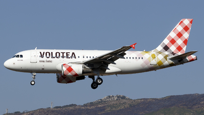 EC-MTC - Airbus A319-111 - Volotea