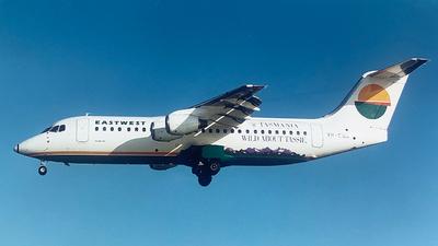 VH-EWR - British Aerospace BAe 146-300 - East-West Airlines