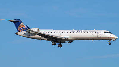 N503MJ - Bombardier CRJ-701 - United Express (Mesa Airlines)