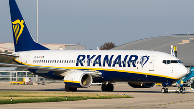 A picture of EIGJT - Boeing 7378AS - Ryanair - © Jack Austin - Jackaboi-1