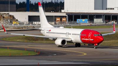 SE-RRH - Boeing 737-8JP - Norwegian