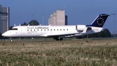 OY-RJA - Bombardier CRJ-200ER - Team Lufthansa (Cimber Air)