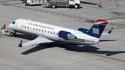 N97325 - Bombardier CRJ-200LR - US Airways Express (Mesa Airlines)