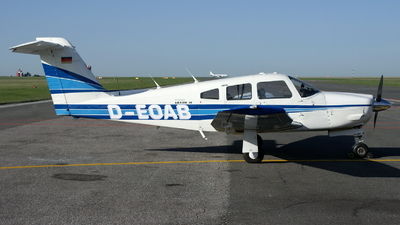 D-EOAB - Piper PA-28RT-201 Arrow IV - Private