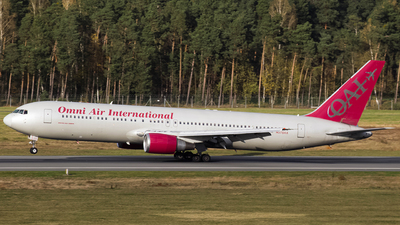N378AX - Boeing 767-33A(ER) - Omni Air International (OAI)