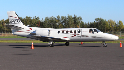 N107EE - Cessna 550 Citation II - Private