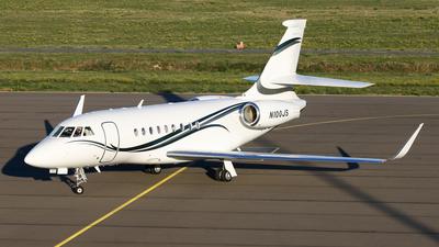 N100JS - Dassault Falcon 2000EX - Private