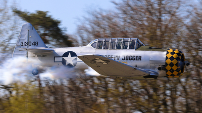 OO-JOY - North American AT-6D Texan - Private