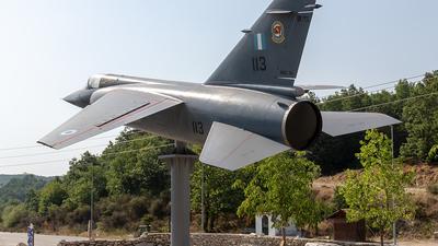 113 - Dassault Mirage F1CG - Greece - Air Force