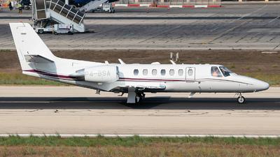 P4-BSA - Cessna 560 Citation Encore - Brownstone Aviation