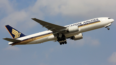 9V-SVG - Boeing 777-212(ER) - Singapore Airlines