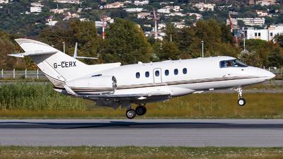 G-CERX - Raytheon Hawker 850XP - Hangar 8