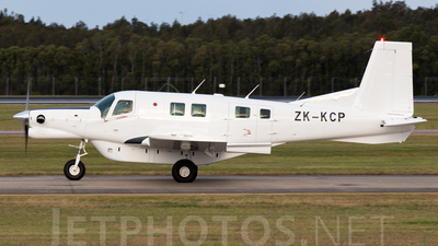 ZK-KCP - Pacific Aerospace 750XL - Pacific Aerospace