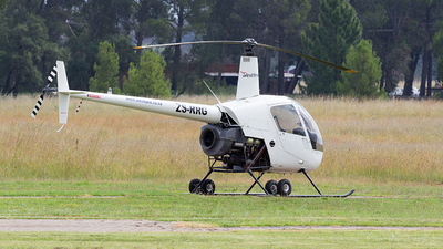 ZS-RRG - Robinson R22 Beta - Westline Aviation