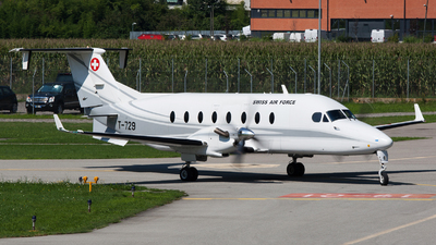 T-729 - Beech 1900D - Switzerland - Air Force