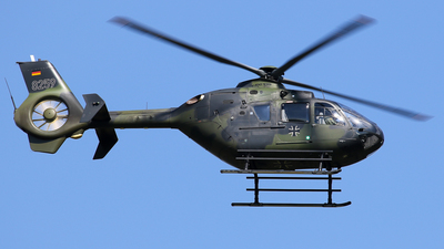 82-59 - Eurocopter EC 135T1 - Germany - Army