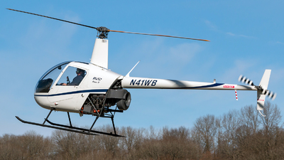 N41WB - Robinson R22 Beta II - Private