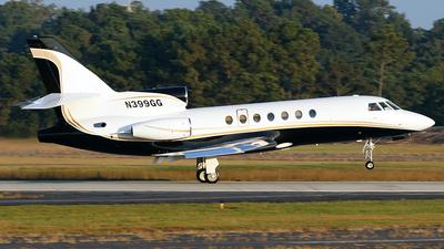 N399GG - Dassault Falcon 50 - Private
