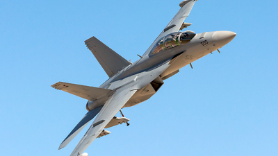169145 - Boeing EA-18G Growler  - United States - US Navy (USN)