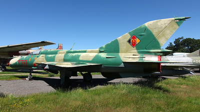 770 - Mikoyan-Gurevich MiG-21PFM Fishbed - German Democratic Republic - Air Force