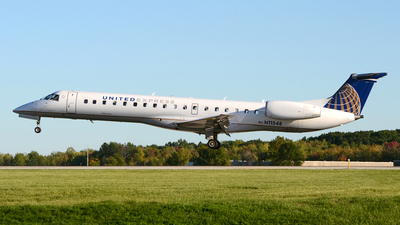 A picture of N11548 - Embraer ERJ145LR - [145565] - © DJ Reed - OPShots Photo Team