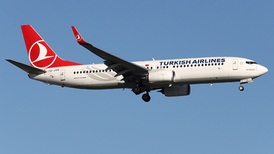 A picture of TCJVN - Boeing 7378F2 - Turkish Airlines - © Firat Cimenli