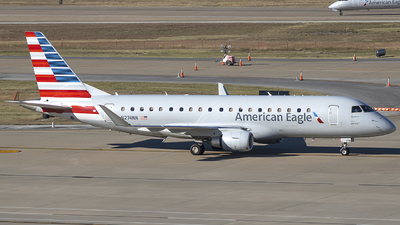 A picture of N274NN - Embraer E175LR - American Airlines - © Andrew Hutnyan