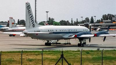 D-AOAQ - Ilyushin IL-18D - Berline