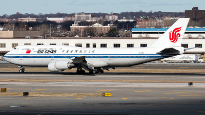 B-2481 - Boeing 747-89L - Air China