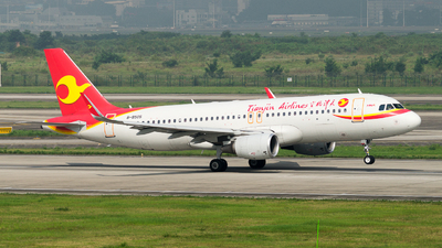 B-8505 - Airbus A320-214 - Tianjin Airlines